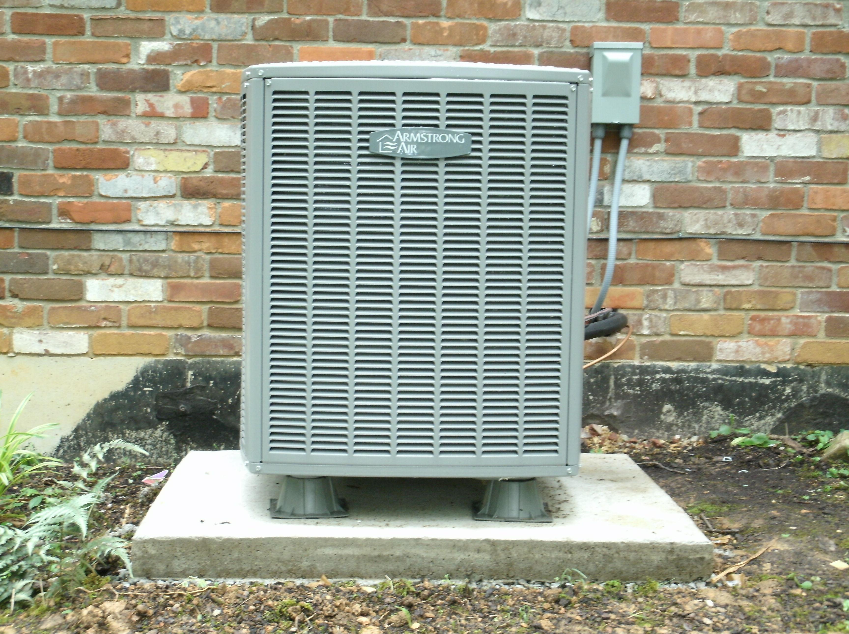 14 Seer Armstrong Air Heat Pump