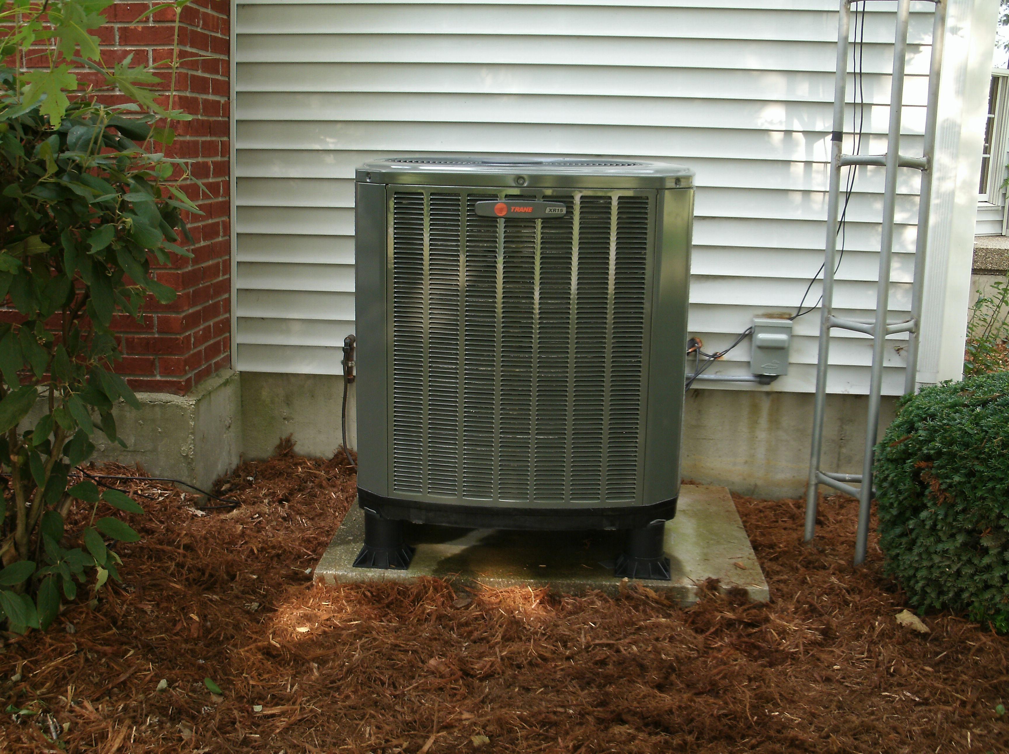 Trane 15 Seer Heat Pump
