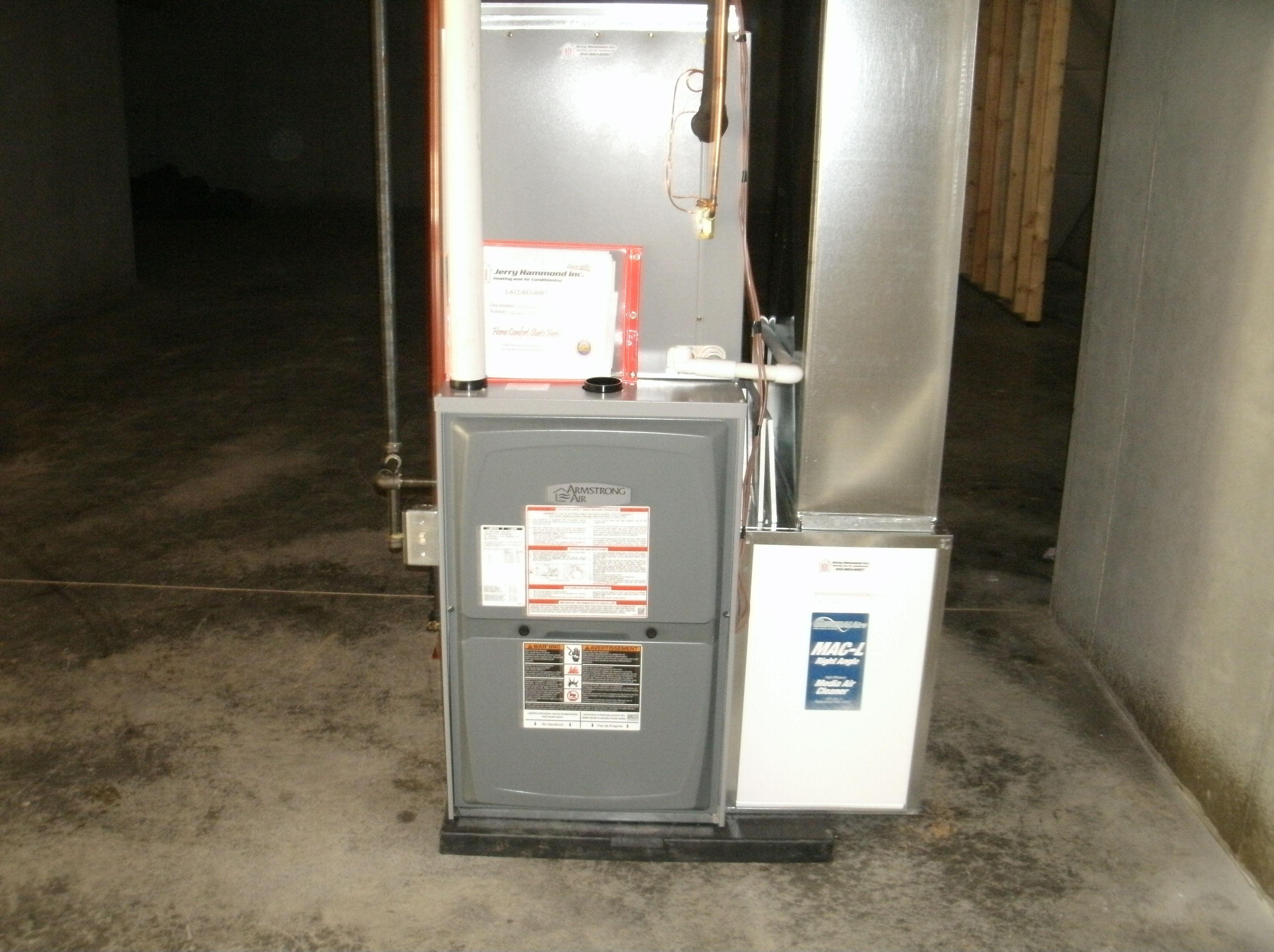 97% Modulating Gas Furnace