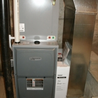 97% Modulating Gas Furnace