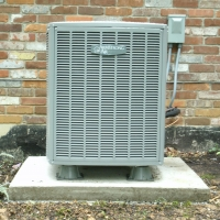 14 Seer Armstrong Air Heat Pump