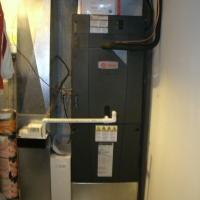 Trane Varible Speed Electric Furnace