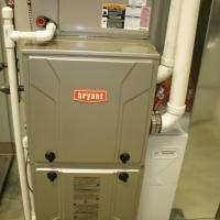 95% Bryant Gas Furnace
