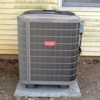 18v Seer 5 stage Heat  Pump