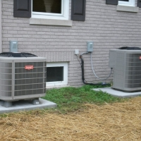Two Bryant AC Units